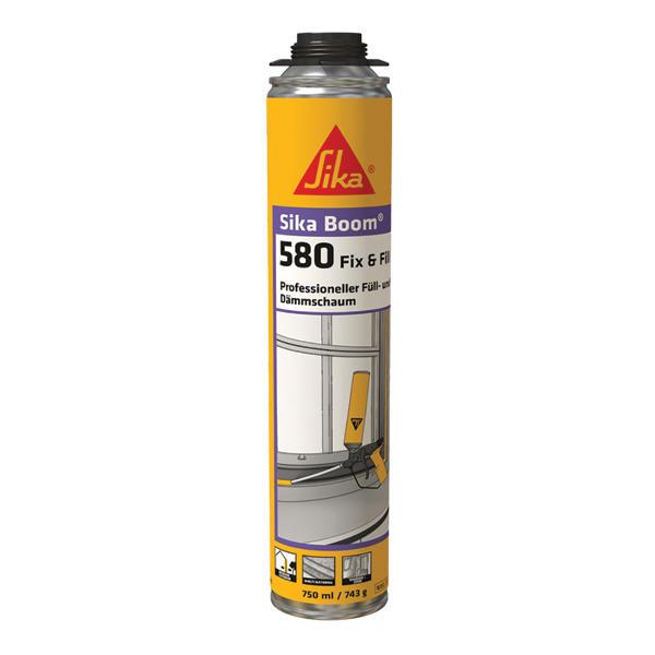Sika Boom®-580 Fix & Fill - ГИС 04 - Всичко за ремонта в Плевен и областта