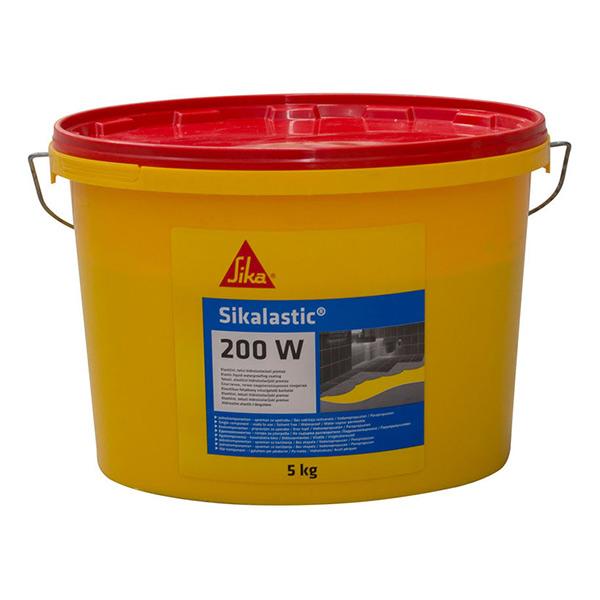 Гъвкава хидроизолация Sika Sikalastic 200 W - ГИС 04 - Всичко за ремонта в Плевен и областта